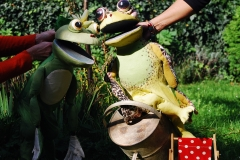 Žabí příběhy 1